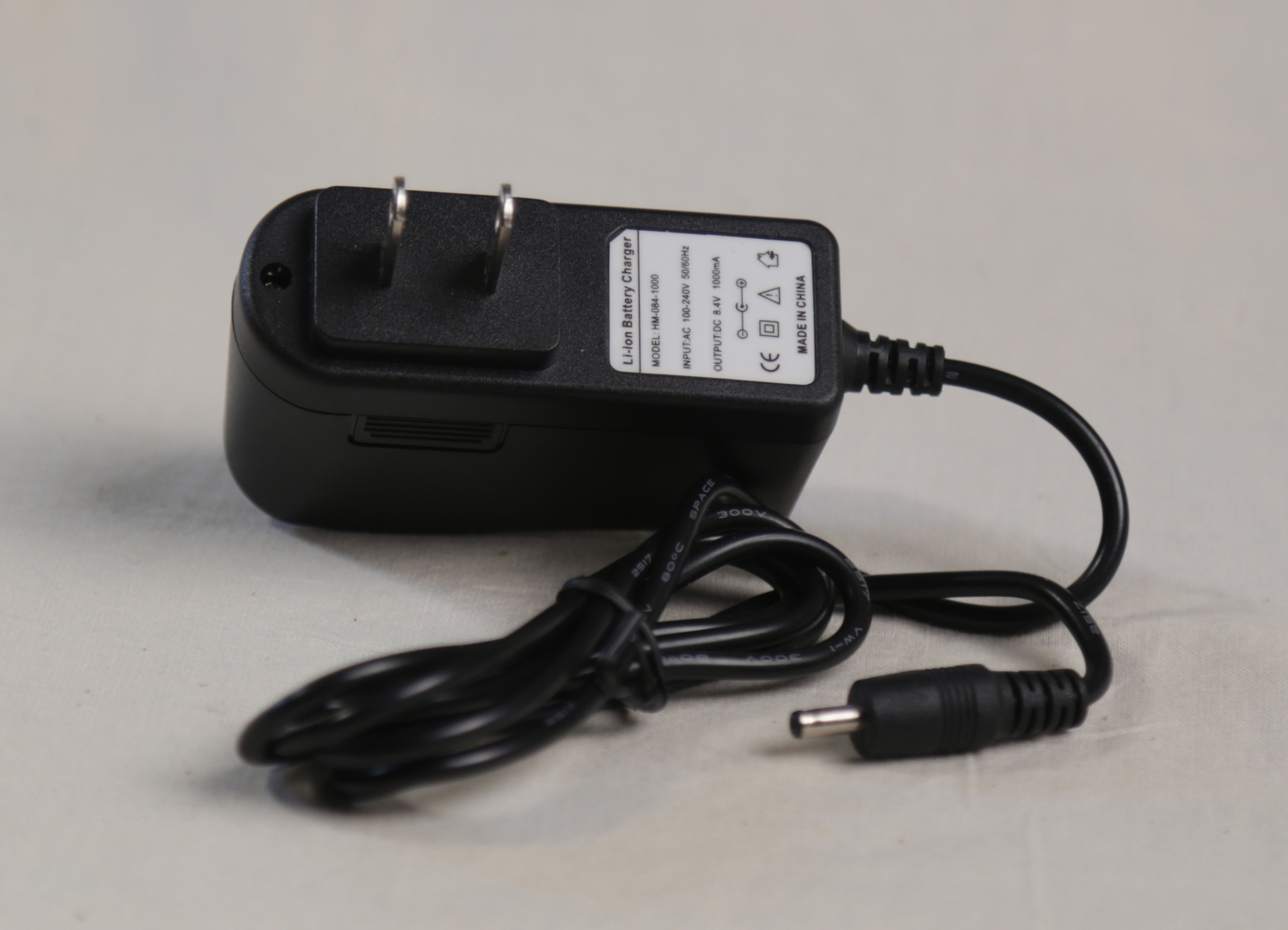 Thermal hoop 380 battery charger